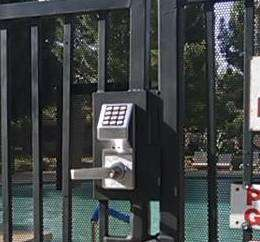 Hoa Lock Services Gate Latches Access Control Closers
