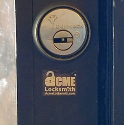 ACME Locksmith's Service Decal – Why?