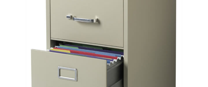 Securing File Cabinets