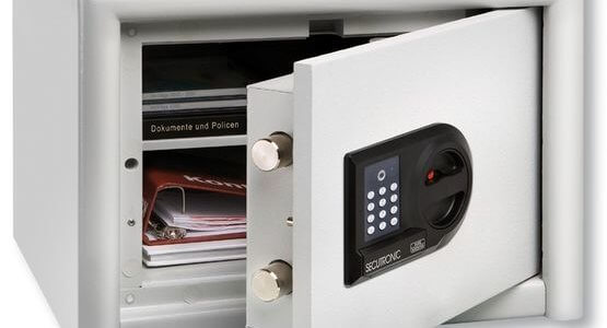 The Most Secure, Small Burglary Safe You Can Buy