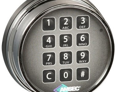 Replace Safe Dial with an Electronic Lock for Easier Access