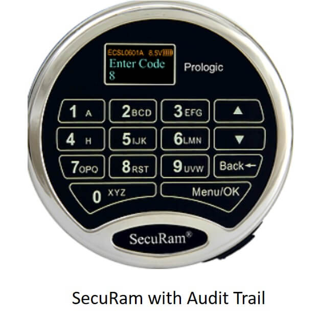 Replace Safe Dial with an Electronic Lock for Easier Access |