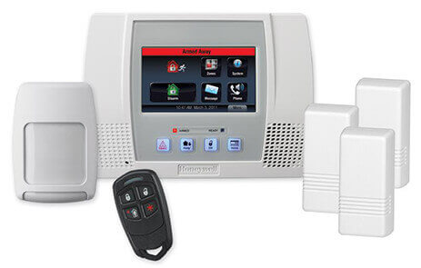 Alarm Systems Installed