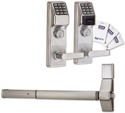 Card Access Control - Security Bars