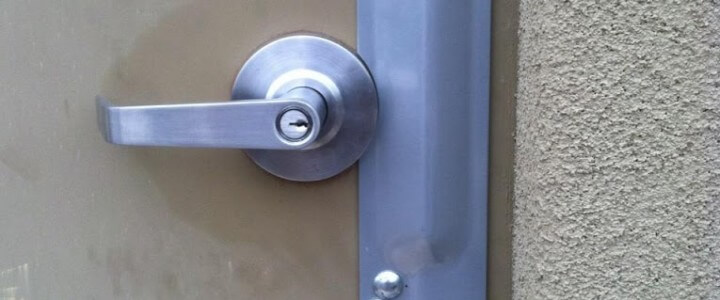 Business Robbed -The Importance of Latch Guards
