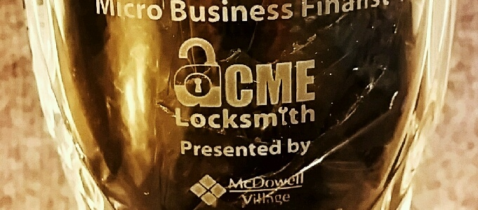 ACME Locksmith – Scottsdale Chamber Sterling Award Finalist