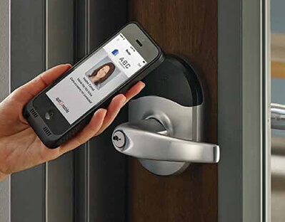 Bluetooth Schlage NDE Wifi Lock