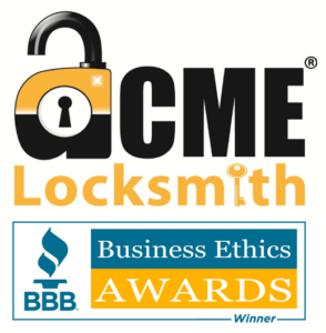 BBB Award Winning Locksmith
