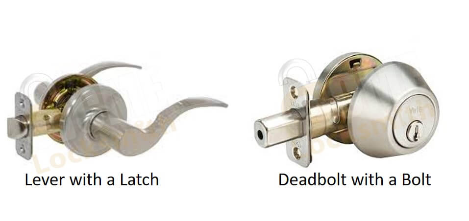 What Type Of Locks Are Available