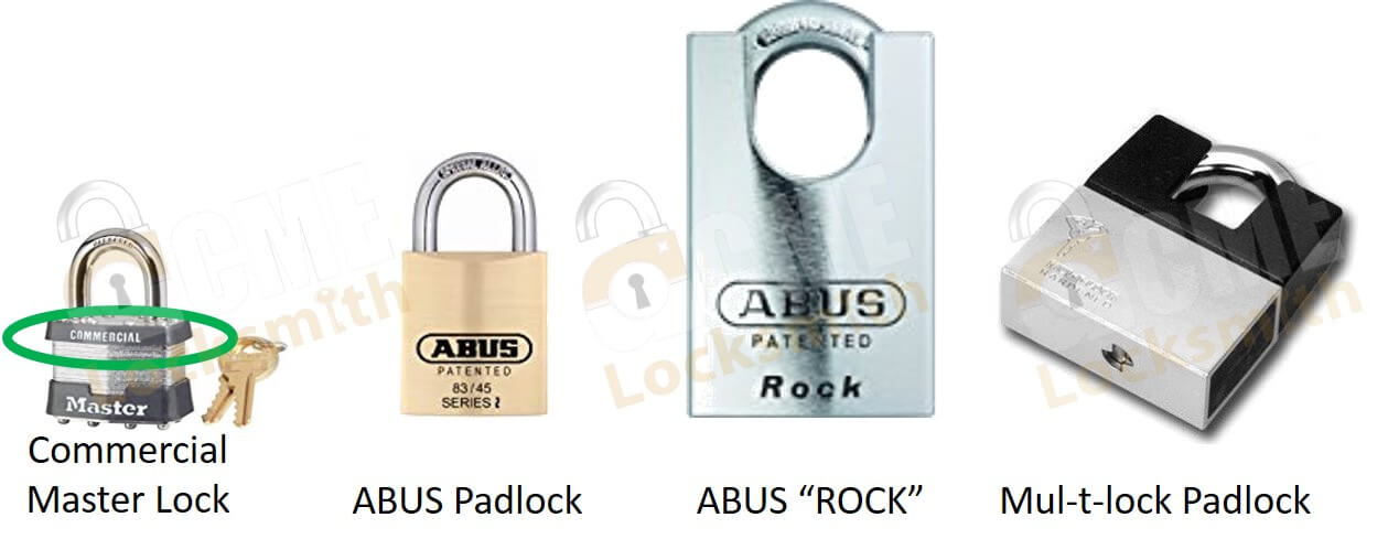 c8c632bf7a22 Our 2019 Best Padlocks by Application - Locksmith Recommended