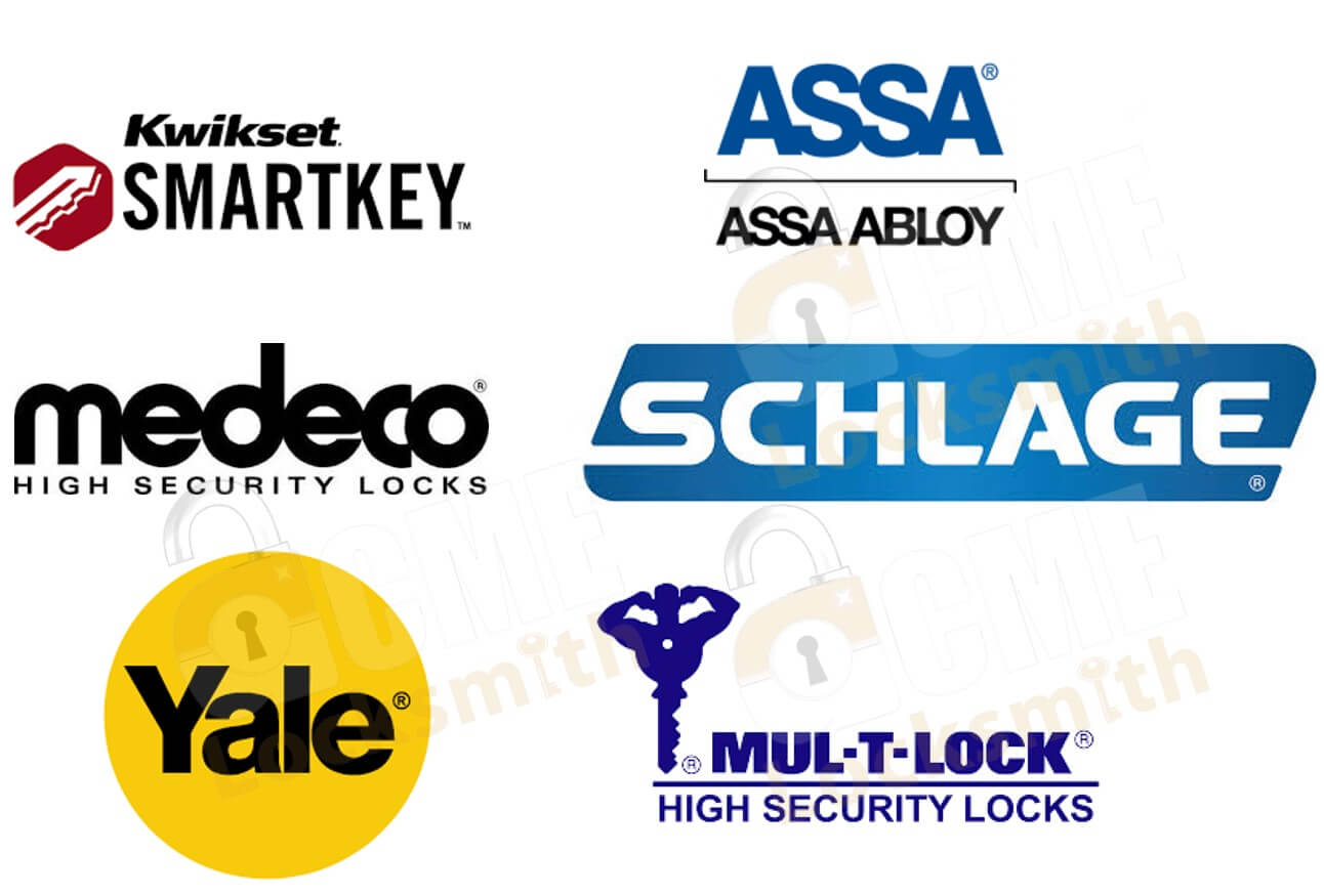6 best lock brands