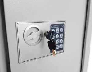 How to Open a Safe When You've Lost Your Safe Combination