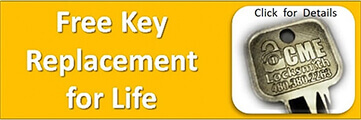 Lifetime Key Replacement