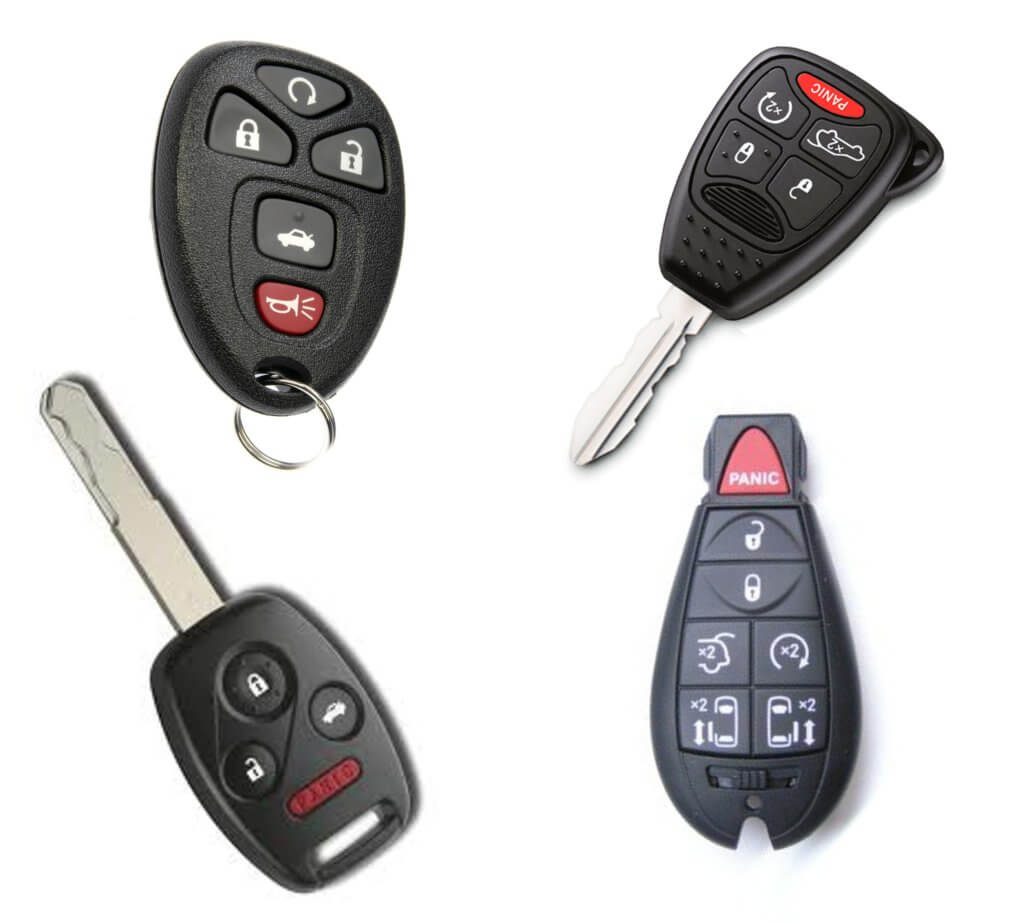 How to Get New Car Keys When You've Lost All Car Keys