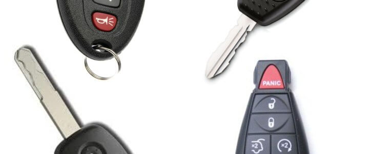 How Much Does It Cost to Get a Car Key Made?