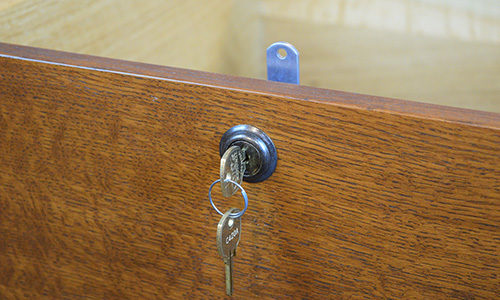 How to Install Drawer Locks
