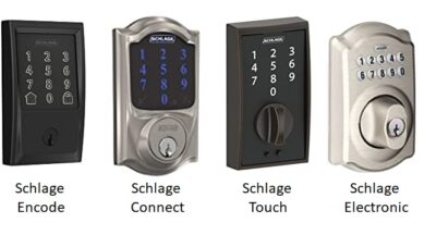 How to Factory Reset Schlage Smart Lock Deadbolts